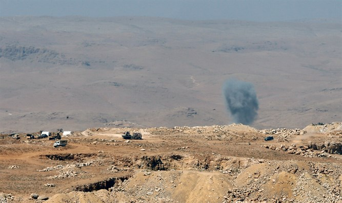 Lebanon takes strategic high ground from ISIS along Syrian border