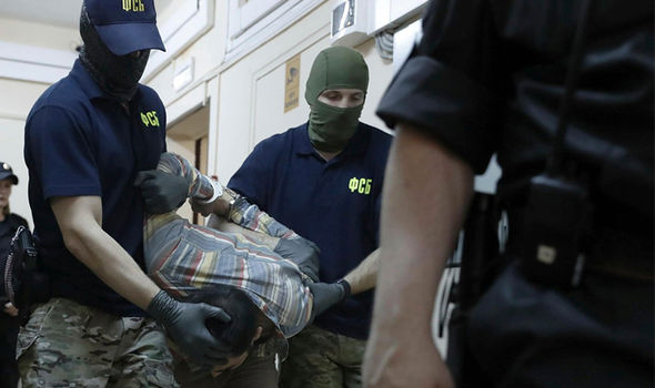 Russian security: ISIS bomb plot in Moscow foiled