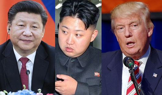 Trump, Xi huddle by phone on Korea; Pyongyang threatens Seoul for aligning with West