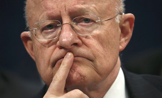 What did DNI James Clapper know about FISA wiretaps, and when did he know it?