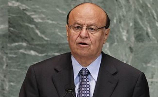 Yemen president: 'Military solution' needed to end war due to Iran's stealth role