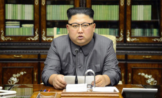 North Korea, in first, addresses whole world, vows to test H bomb in Pacific