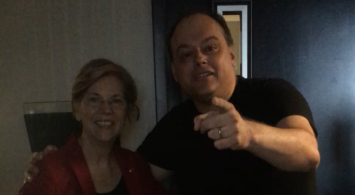 Confronting Elizabeth Warren: The question she fears most