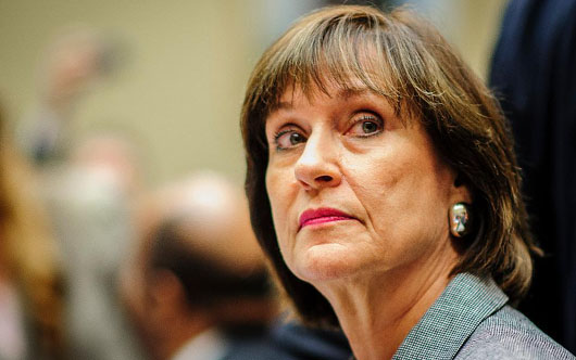 FBI called complicit in Justice Department's exoneration of IRS official Lois Lerner