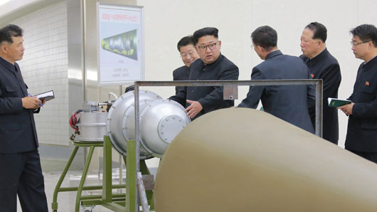 Analyst compares U.S. 'denial behavior' on N. Korea to that of Western elites before 1939