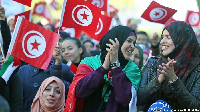 Revolutionary: Tunisian women can now marry non-Muslim men