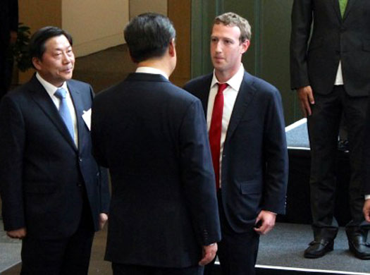Bowing to Chairman Xi? Facebook blocks dissident who exposed CCP corruption