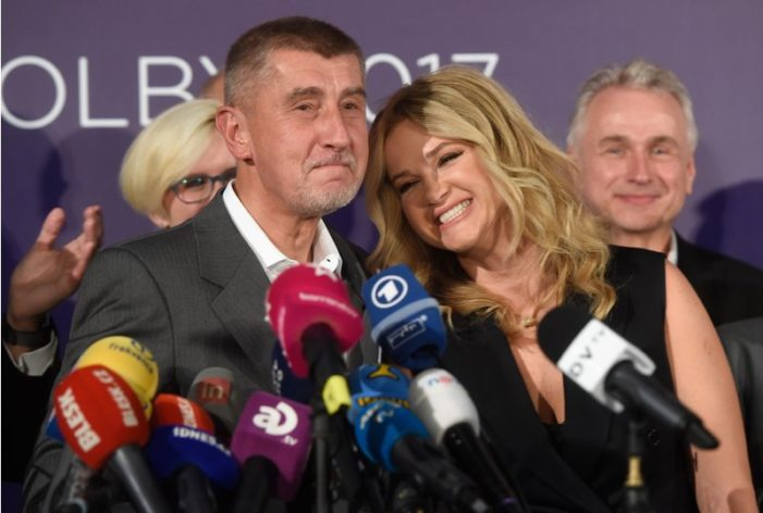 'Czech Donald Trump' wins in landslide: 'Refugees should behave as guests'