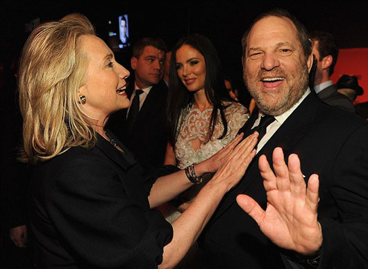 Harvey Weinstein's decades of abuse against young women was no problem for top Democrats he backed