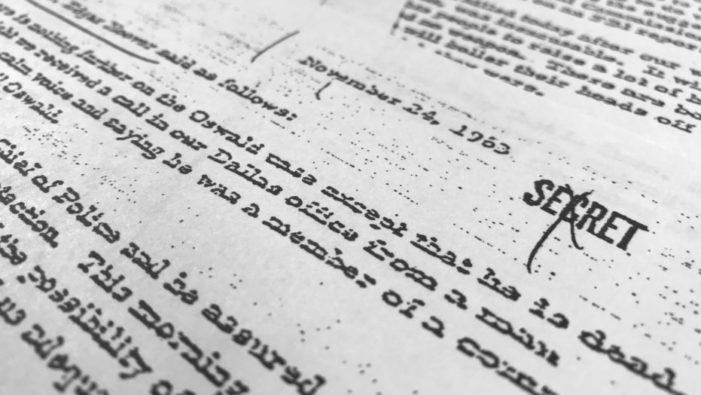 Report: Foot-dragging over release of JFK files reveal continued tensions between Trump, intel agencies