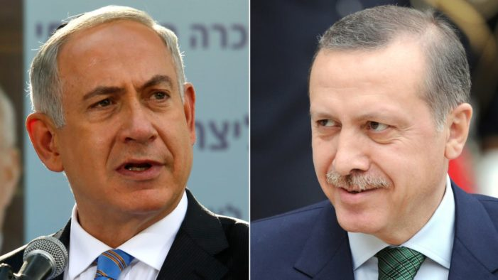 Netanyahu scoffs at Erdogan's claim that Mossad had role in Kurdish vote