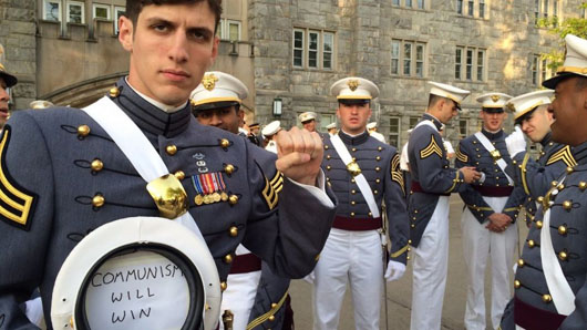 Duty, honor, communism: Open letter to West Point graduates slams 'embrace of mediocrity'