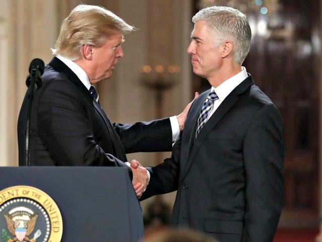 Trump moving very fast on judicial vacancies, but Senate is moving very slow