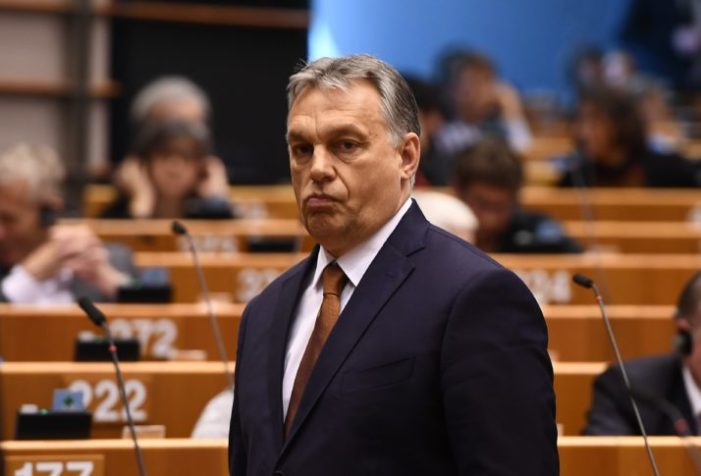 Hungary accuses EU of adopting 'Soros Plan' to 'institutionalize' mass migration