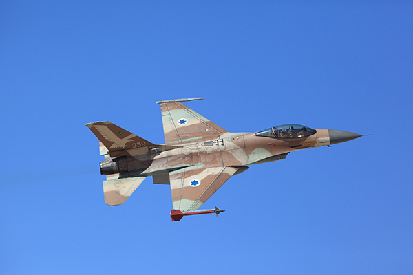 Report: Israel strikes Syria, Assad responds with anti-aircraft missiles
