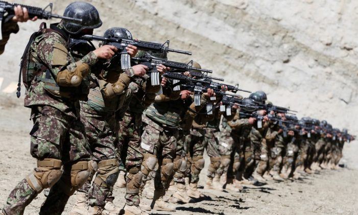 NATO to deploy 3,000 additional troops to train Afghan army