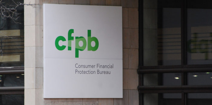 Consumer Financial Protection Bureau staff donated in favor of Democrats, 593 to 1