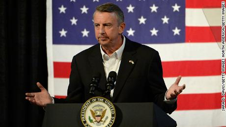 Trump: Virginia's Gillespie 'did not embrace me or what I stand for'