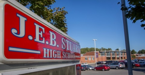 Update: Poor families and Fairfax County Virginia taxpayers hit with costs of changing school's name