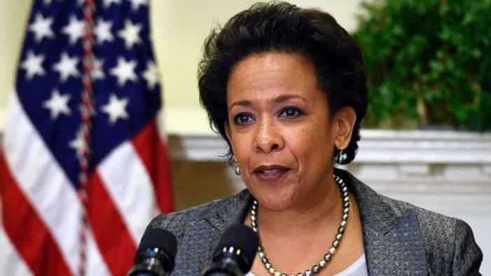 North Carolina governor grants state's highest honor to Loretta Lynch despite controversies