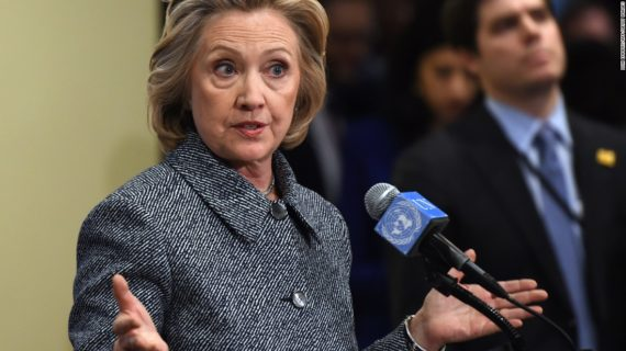 GREATEST HITS, 9: Documents appear to implicate State Dept. in cover-up on Clinton emails