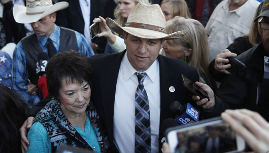 Feds' case against rancher Bundy in doubt as mistrial declared over prosecutorial misconduct