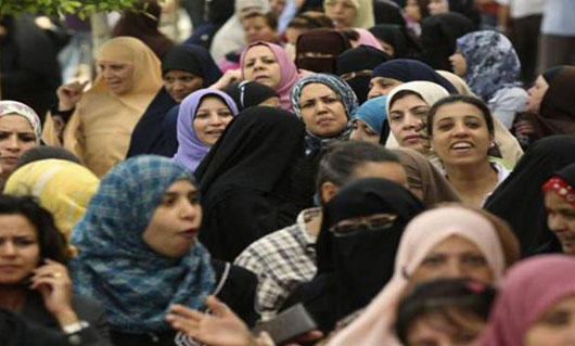 Egyptian women granted inheritance rights