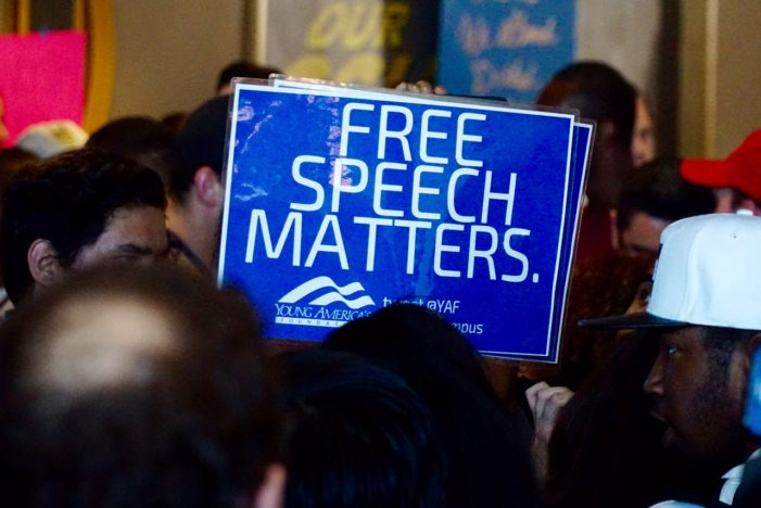 UNC campuses get free speech policy as required by new state law
