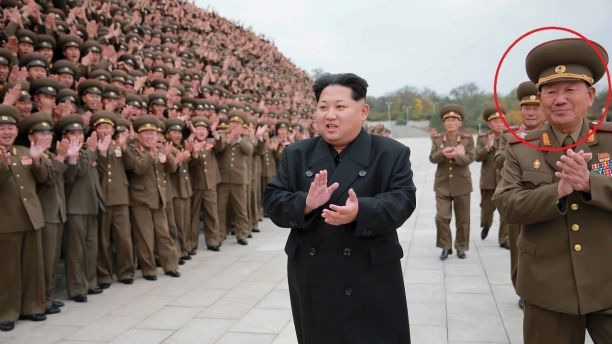 Top North Korean military official vanishes, sparking rumors of another purge by Kim Jong-Un