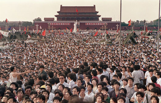 Declassified documents reveal at least 10,000 died at Tiananmen