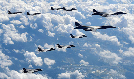 Countdown to war? Sirens in Hawaii as new U.S.-S. Korea exercise rehearses for the real thing