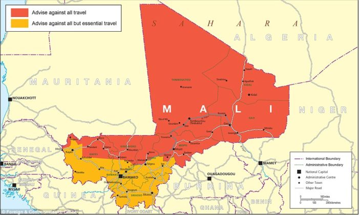 U.S. support needed in Mali, a nexus for Sahel terror and people-smuggling