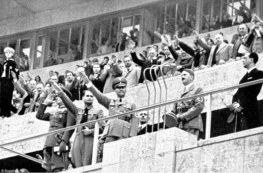 Nazi Olylmpics