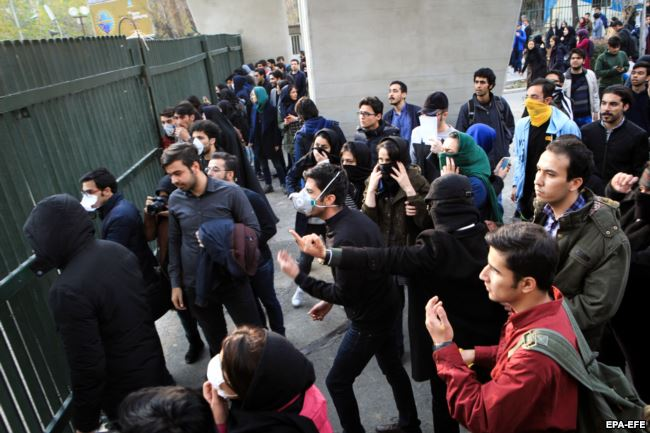 Iran official sets 'maximium penalty' for protest leaders