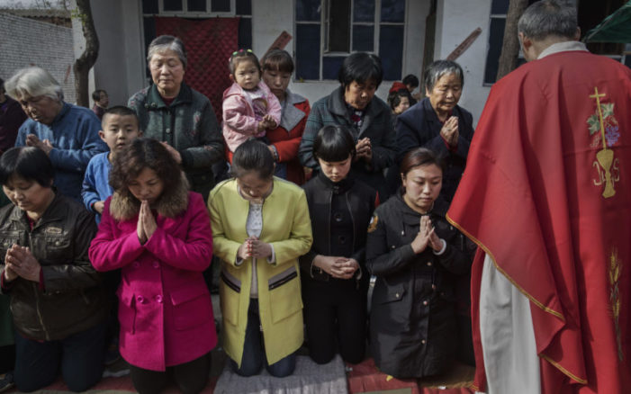 Report: Vatican bows to China, sacrifices two bishops