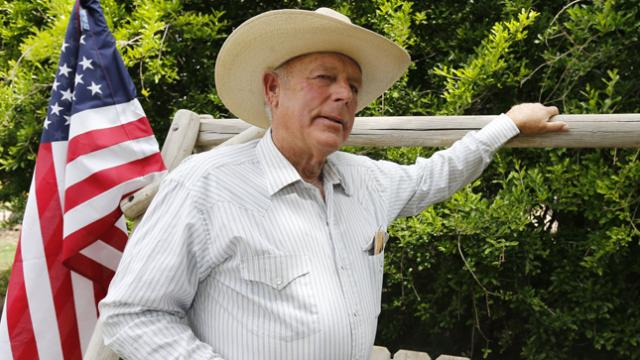 Nevada rancher freed from prison as federal judge dismisses charges 'with prejudice'