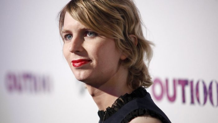 Chelsea Manning set for U.S. Senate run in Maryland