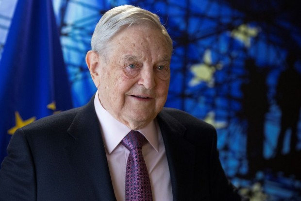 Soros at Davos: Tolerate nuclear N. Korea; Trump wants 'mafia state' in U.S.