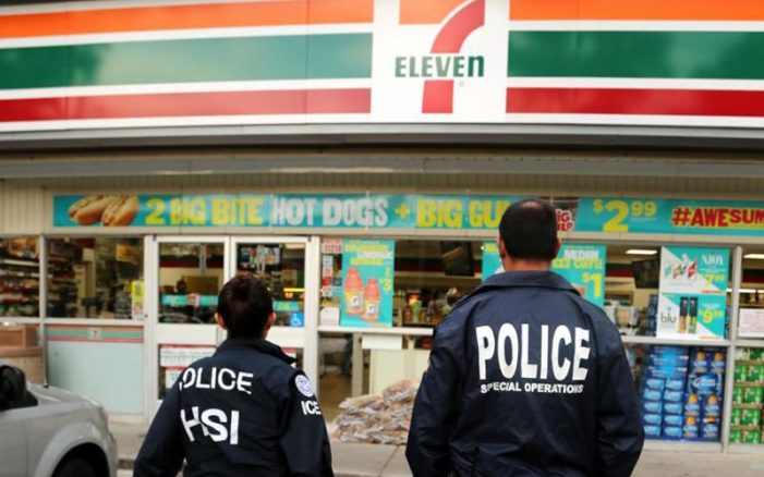 Feds raid 7-Eleven stores in 17 states, D.C. to check for immigration fraud
