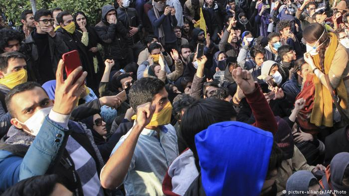 8,000 arrests in 130 cities: Iran opposition chronicles torture and death in uprising
