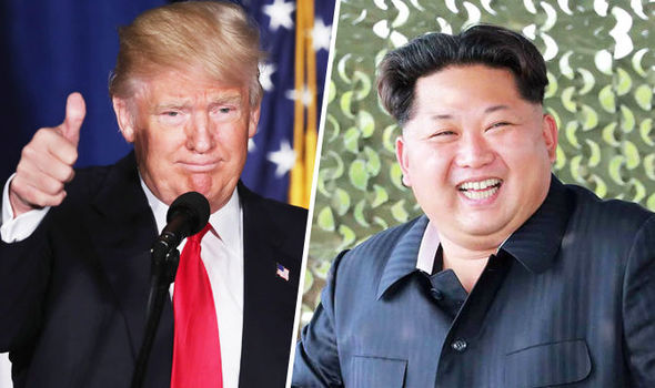 'Surprised'? Trump suggests he and Kim Jong-Un could be friends