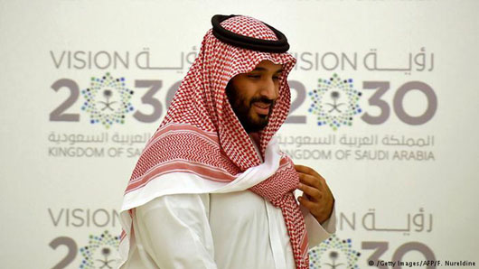 Iran and Saudi Arabia: Contrasting revolutions change face of Middle East in 2018