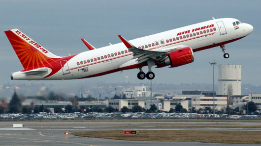 Saudi denies opening airspace to Air India flights to Israel
