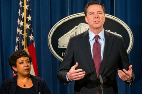 DOJ Inspector General: Probes of FBI sexual misconduct thwarted under Comey, Lynch
