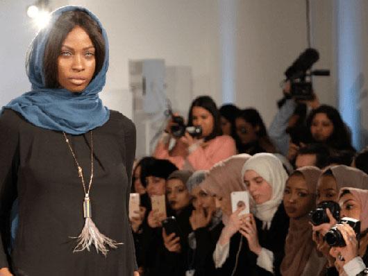 London Modest Fashion Week follows celebration of World Hijab Day in UK