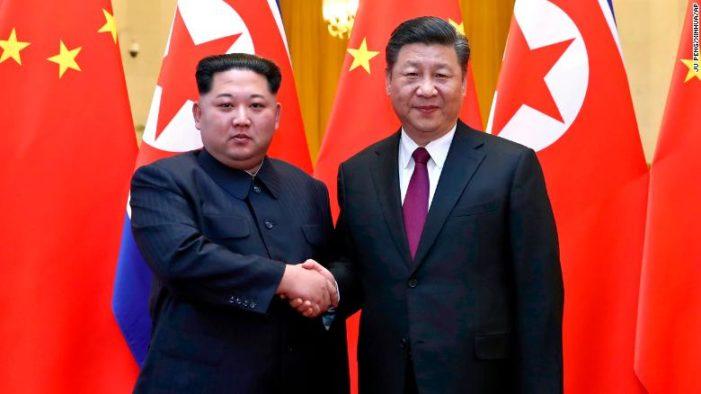 China confirms Kim-Xi meeting; Graffiti rattles Pyongyang elite; the decades-long Syria alliance