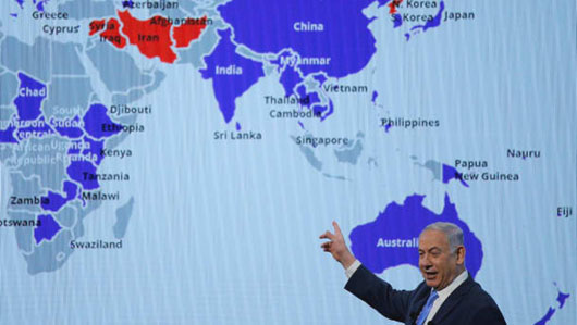 Netanyahu: Iran nuclear deal paved way for nuclearization of entire Mideast