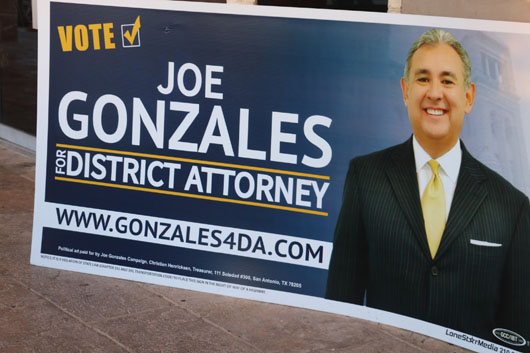 Soros buys another district attorney race, this time in Texas