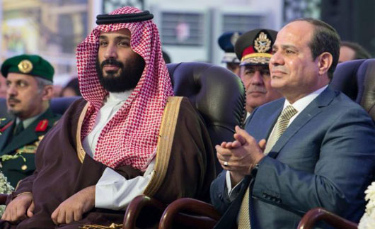 Egypt, Saudi sign $10 billion deal for megacity project in Sinai