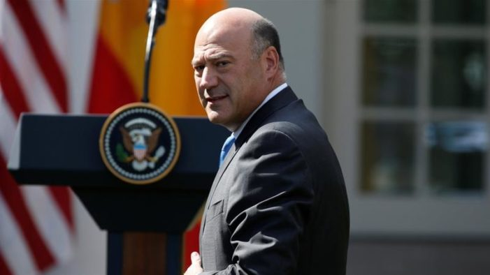 Report: 'Globalist' Gary Cohn repeatedly clashed with Trump agenda